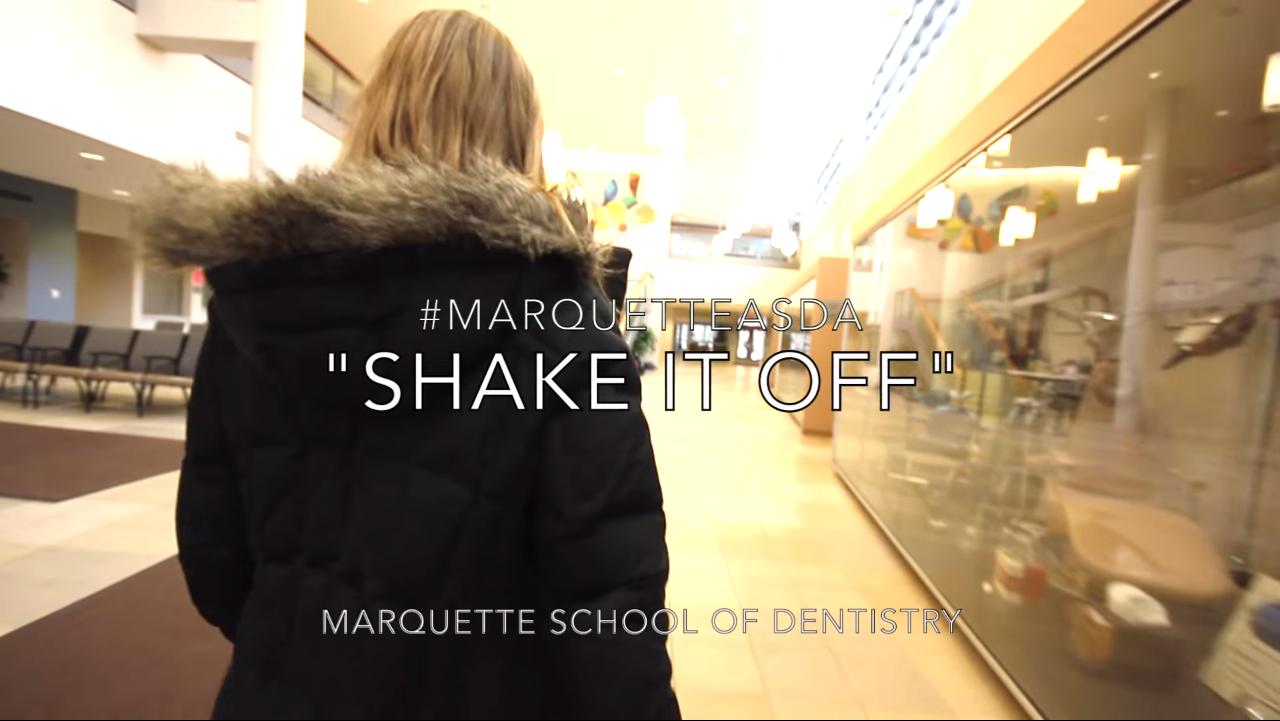 Shake it off screenshot