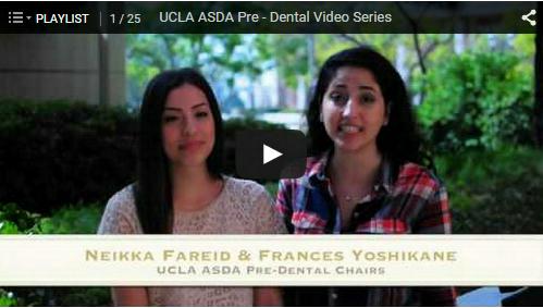 UCLA video predental