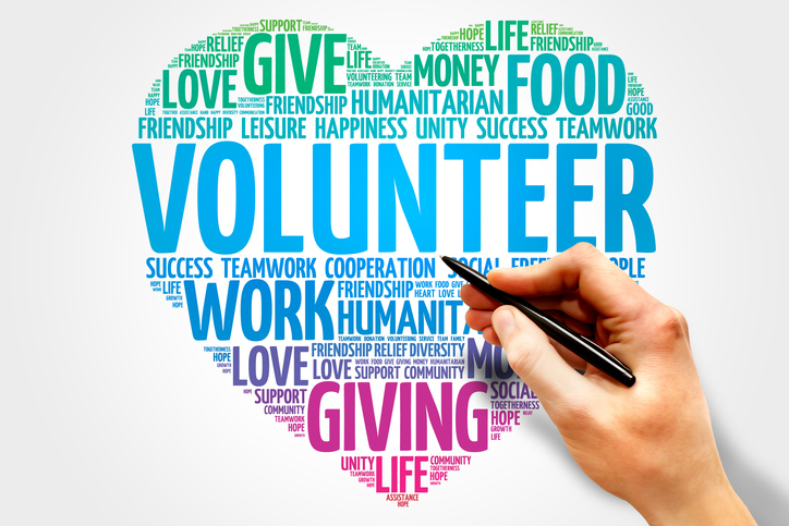 volunteering in the community essay