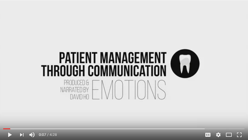 patient communication video