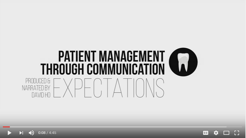 patient communication part III