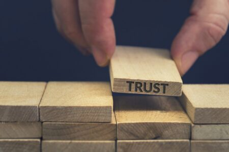 integrity and trust